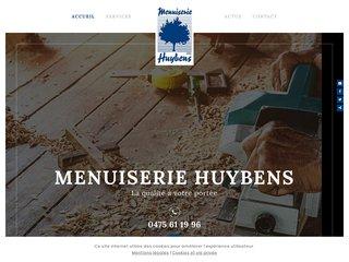 Menuiserie Huybens à Namur
