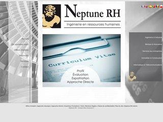 Neptune RH cabinet de recrutement