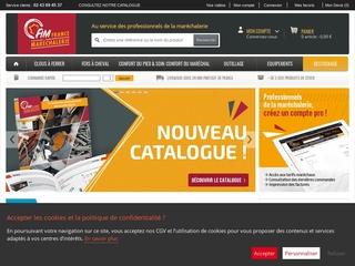 France Maréchalerie, vente de matériel de maréchalerie