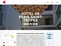 Hôtel de Paris Saint Tropez