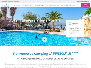 Camping Le Barcares