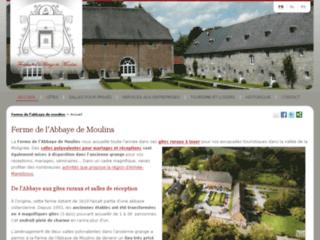 Ferme de l'Abbaye de Moulins, gîtes ruraux