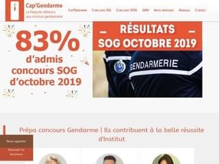 Prépa concours Gendarmerie Paris Toulouse