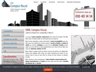 Comptable, création de société, conseil fiscal Ottignies, Bruxelles