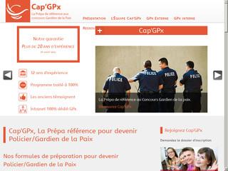 Prépa Concours Gardien de la Paix Paris Toulouse
