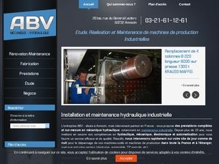 ABV mécanique et hydraulique