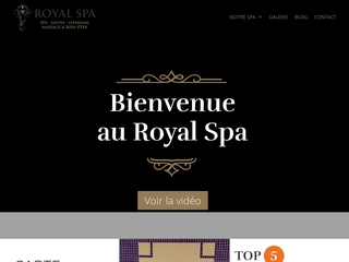 Royal Spa à Lyon