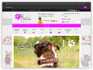 Colliers pour chien - Oh Pacha