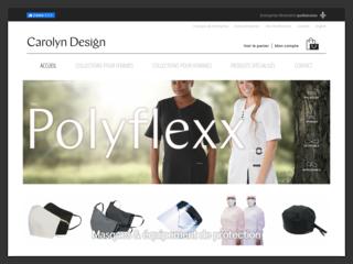 Les vêtements de travail Carolyn Design