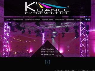 K'Dance : Agence événementielle à Amiens (80)