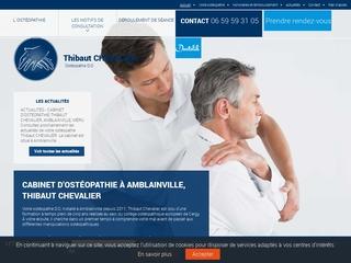 Cabinet d'ostéopathie Pontoise