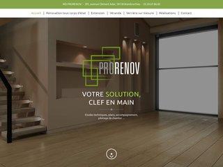 Travaux de rénovation - Lille (59)