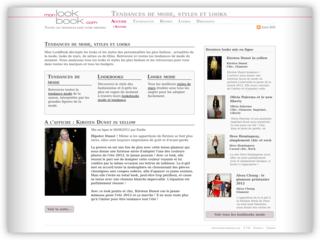 Mon LookBook : tendances de mode et style fashion