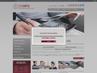 Cabinet comptable Liège