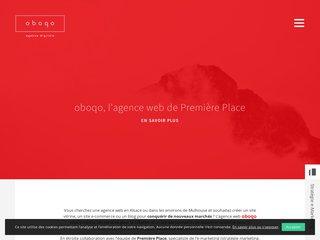 Oboqo : conception et création de site internet