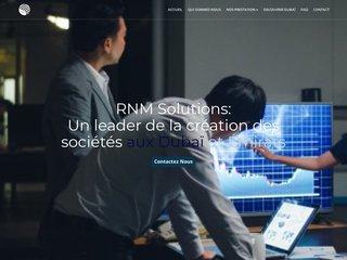 R&M Solutions - création de société offshore à Dubaï