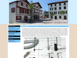 Agence immobiliere urrugne