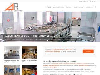 Création de cuisine professionnelle