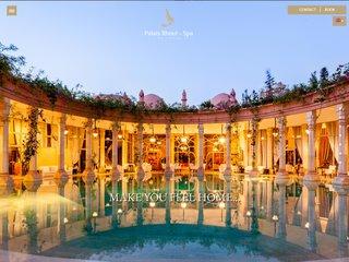 Palais rhoul, Riad luxe Marrakech