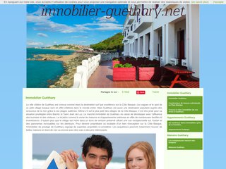 Agence immobiliere guethary