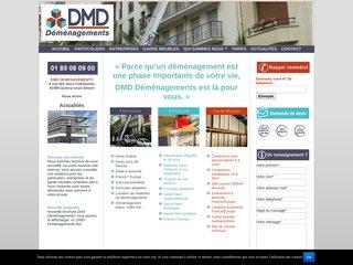 Déménagement professionnel en Ile de France