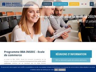 BBA INSEEC – École de commerce européenne