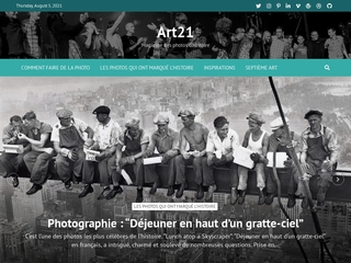 Art 21, le magazine des photos historiques