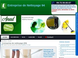 Service Nettoyage 94