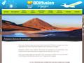 Site internet BDiffusion Voyages