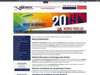 Fournitures électriques, fournisseur matériel électrique Valenciennes
