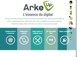 Développement de votre site par ArkeUp