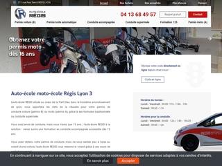 Moto école Lyon