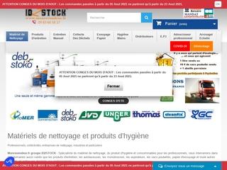 Achetez vos produits d'entretien en ligne.