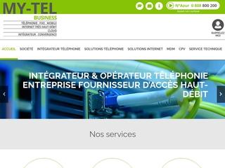 Opérateur de téléphonie pour entreprises en Rhône-Alpes