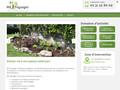 Création de jardins et entretien d'espaces verts
