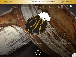 Boulangerie, pâtisserie, traiteur à Senlis (60)