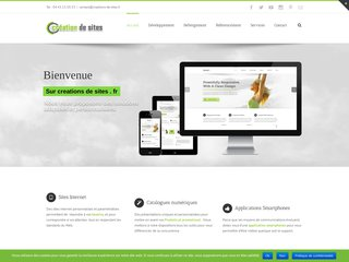 Créations de sites internet en Auvergne – GPMC Webdesign (63, 03, 15, 43)