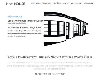 IDC House - Institut d'architecture d'intérieur et décoration