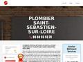 Plombier à Saint-Sebastien-Sur-Loire