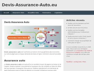 Devis et assurances auto