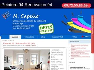 Rénovation immobilière 94