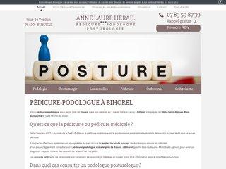 Pédicure Bois-Guillaume