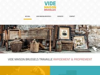 Vide Maison Bruxelles