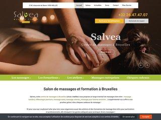 Massage suédois Bruxelles