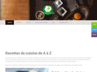Recettes de cuisine de A à Z