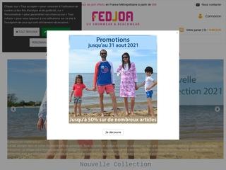 Fedjoa, vetement anti uv