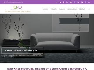 Design intérieur Casablanca | D&D