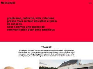 Agence de publicité Mars Rouge à Mulhouse