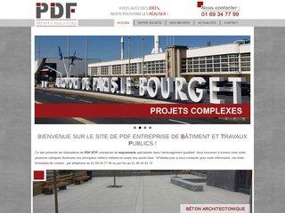 PDF BTP : société génie civil en Seine et Marne