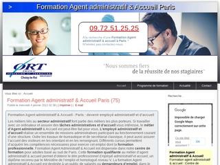Formation agréée Agent administratif
